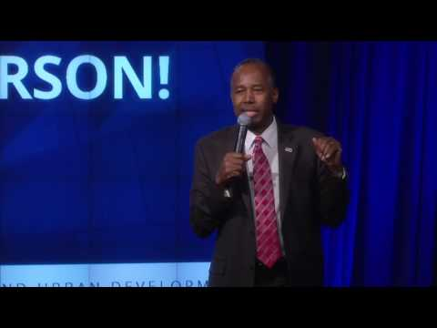 Download Youtube: Ben Carson's First Address to HUD Employees (Full Speech)