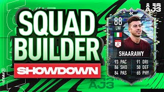 Fifa 21 Squad Builder Showdown!!! FLASHBACK EL SHAARAWY