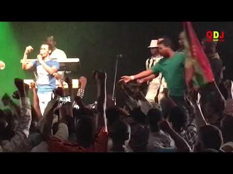 Caalaa Bultumee Oromo music at Oromo concert Johannesburg South Africa