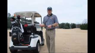 where and how to apply pressure to the golf grip by grexa golf
