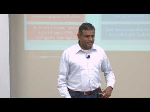 Nuage Networks Software Defined Security Strategy
