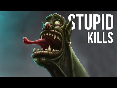 Top 10 Stupid Yet Hilarious Kills In Video Games