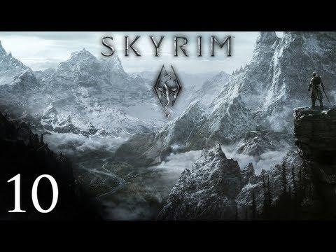 Hypno Plays Skyrim E10: Halted Stream Camp