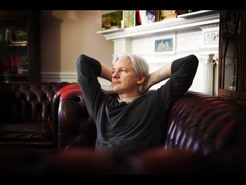 When Google Met Julian Assange