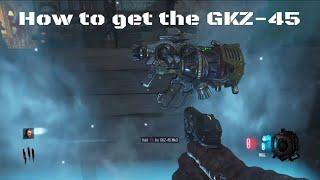 black ops 3 zombies gorod keovi how to get the gkz 45 mk3