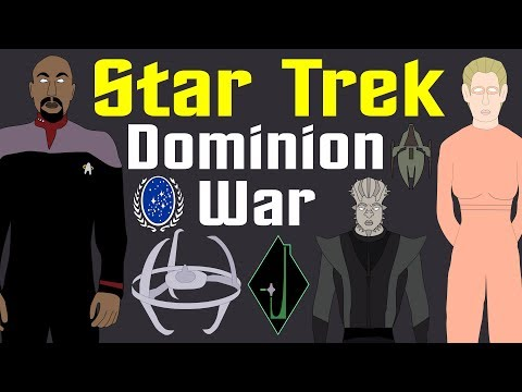Star Trek: Dominion War (Part 1 of 4)