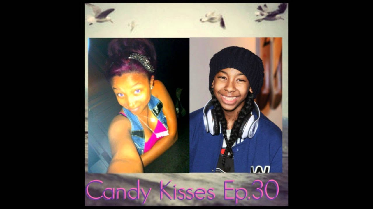Candy Kisses Ep.30 - YouTube Zonnique And Ray Ray Kissing