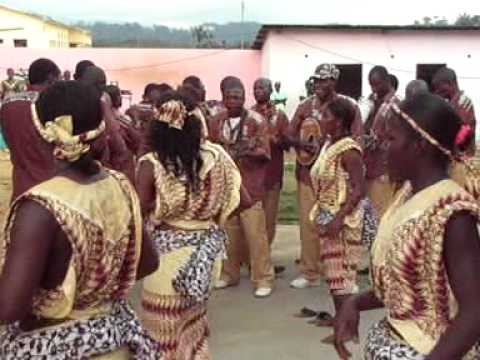 Kintueni Tunga Nzola, em festas da Vila de Belize 2007, Cabinda-Angola