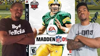 TRASH TALK GAME GOES DOWN TO THE WIRE!! - Madden 09 | #ThrowbackThursday ft. Juice