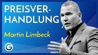 Mit diesen Tipps in Preisverhandlungen glänzen // Martin Limbeck