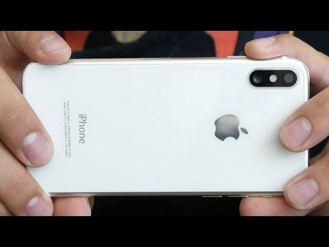 Fake iPhone X Unboxing & Impressions [Clone]