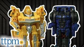 Transformers Bumblebee and Dropkick Figures from Hasbro