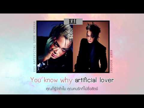 [Karaoke/Thaisub] EXO - Artificial Love (Korean Version)