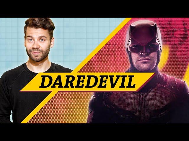 Warum Daredevil ohne Augen sehen kann (Science vs. Fiction)