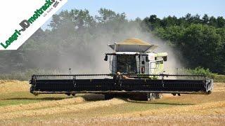 BIG Harvest 2016 in FRANCE | MacDon FD75 45ft 13.70m & 780 TT = UNIQUE in EUROPE !!!