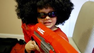 Nerf War: Top Ambush #1