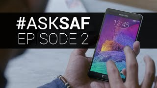 Samsung Galaxy S6 What to Expect? iOS or Android? #AskSAF Q&A - 2.0