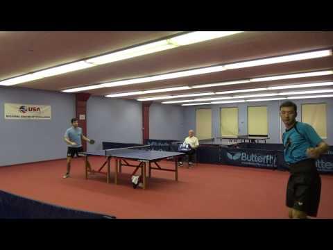 Damien Provost vs. Bochao Li, 2nd to 5th games, part 1