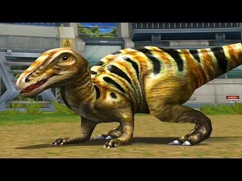 Jurassic Park Builder: Edmontosaurus [BATTLE] [FINAL EVOLUTION]