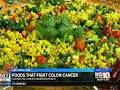 Lere' Robinson on foods to fight colon cancer
