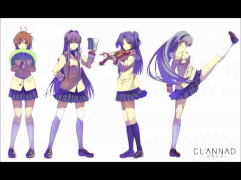 Clannad Soundtrack: Track 38: Spring Breeze ~Afternoon~