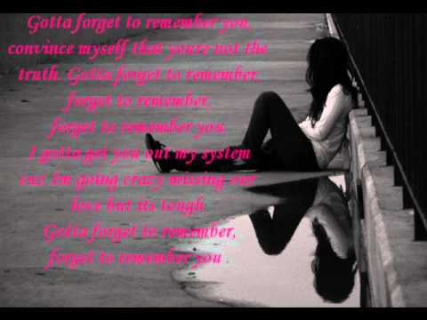 Forget To Remember- Nikki Flores