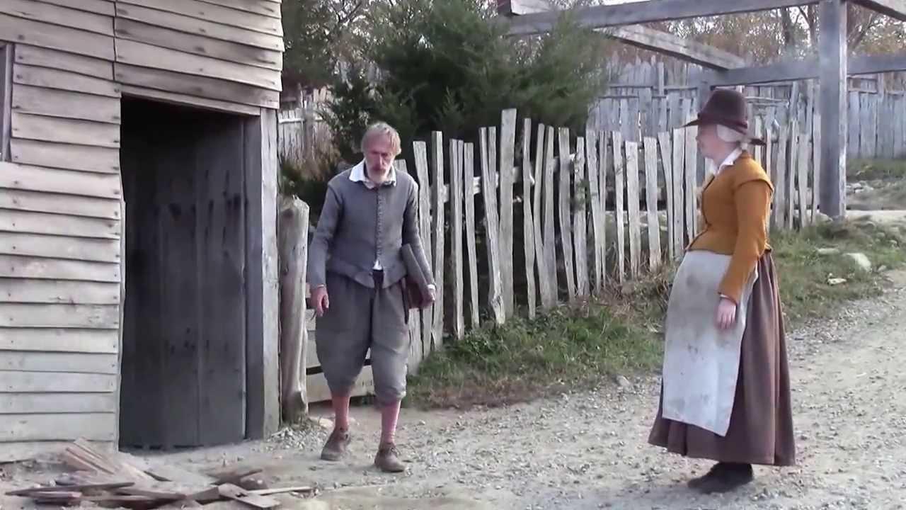 Plymouth Plantation Massachusetts Pilgrim Village Mayflower Plimoth Colony Youtube