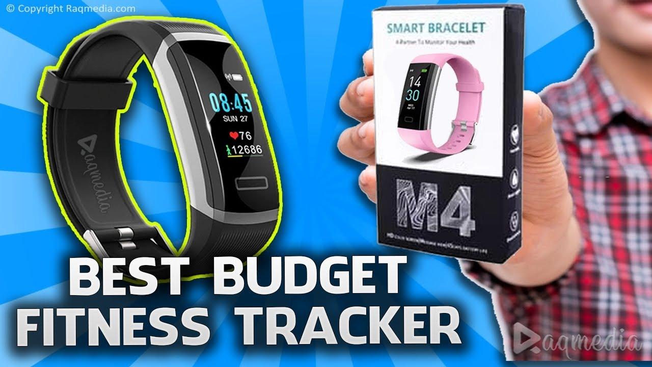 M4 Smart Band - The Best Budget Fitness Tracker Smart Watch