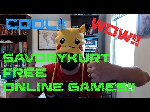 SavoryKurt - Best Online Games EVER? - Free online Games Ep. 2