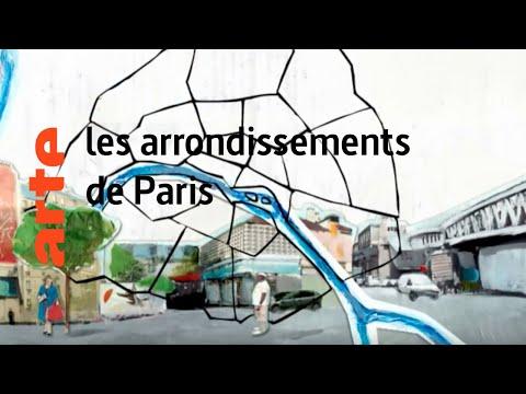 la ville : les arrondissements de Paris - Karambolage - ARTE