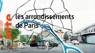 les arrondissements de Paris - Karambolage - ARTE