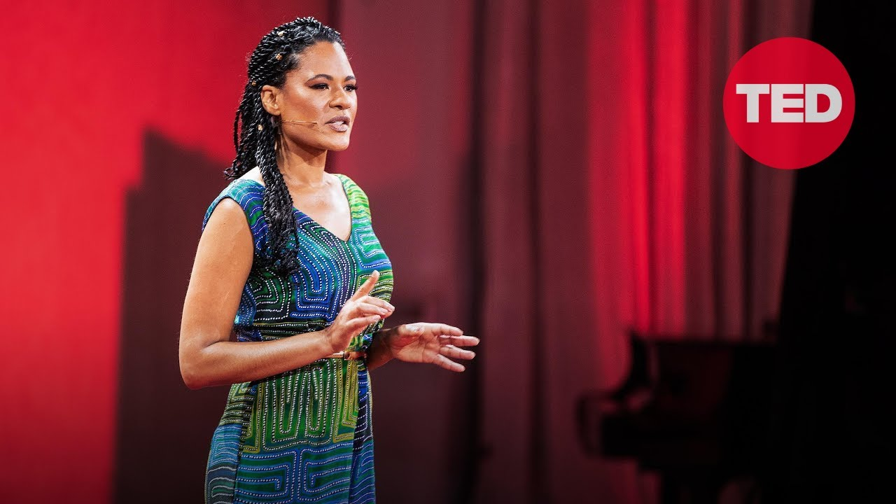 Sasha Sarago: The (de)colonizing of beauty | TED