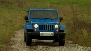 Jeep Wrangler 2012 Videos