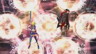 Blazblue CHRONO PHANTASMA EXTEND All Astral Finish [720p][60fps]