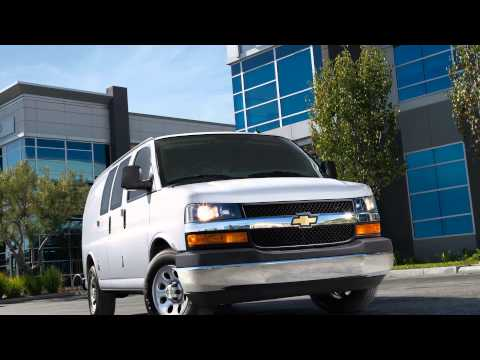 4f611190cd 2015 model chevrolet express passenger van