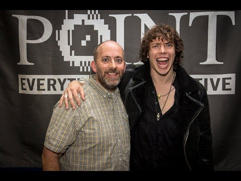 Barns Courtney - Fire - Acoustic LIVE Point Studio Session