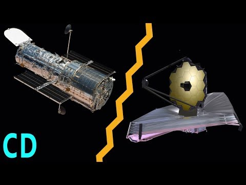 Can We Save Hubble And Where Is The James Webb Space Telescope?
