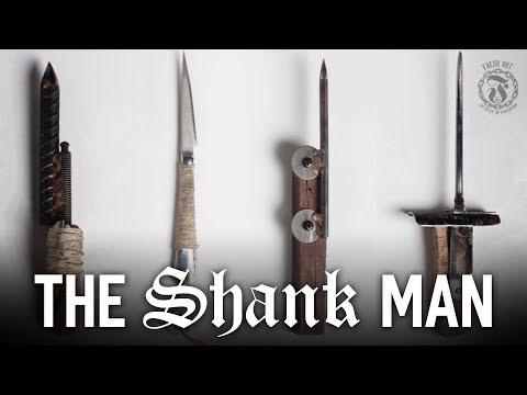 The Shank Man 🔪 - Prison Talk 11.12