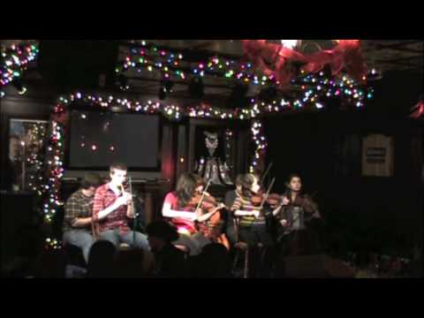 Academy of Irish Music Holiday Party - My Love is in America