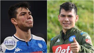 CHUCKY LOZANO ¿No le tiene confianza Gattuso al mexicano para ser titular? | Jorge Ramos y Su Banda