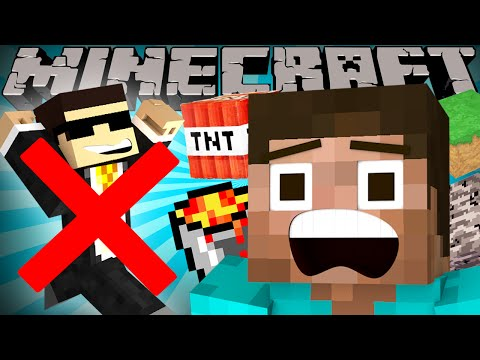 Thumbnail: If You Couldn't Jump in Minecraft