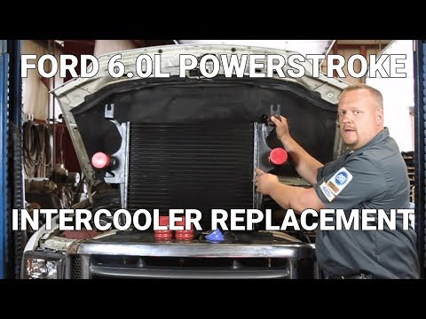6.0L Powerstroke Diesel Intercooler Replacement | Know Your Parts