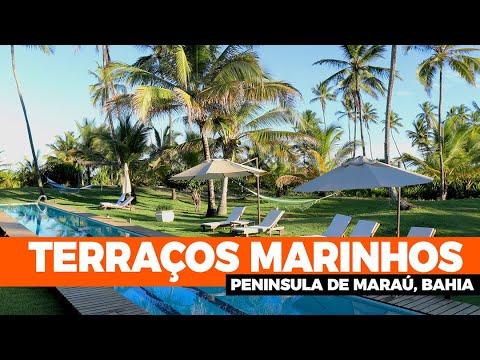 Península de Maraú - Hotel Terraços Marinhos