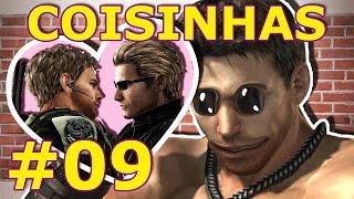 #09 MALANDRAMENTE CHRIS E OSCAR - Dublando Coisinhas - Resident Evil 5