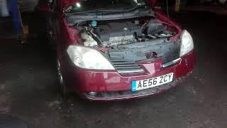 2006 Nissan Primera 1.6 бензин MКПП. Машинокомплекты из Англии и США. Контрактные автозапчасти.