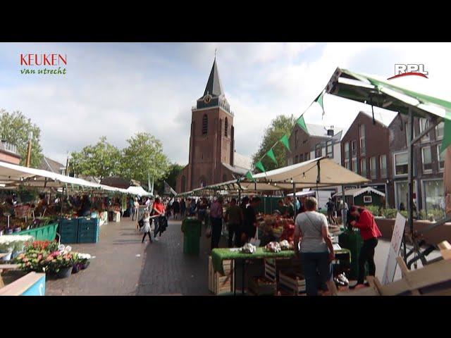 Keuken van Utrecht: De Streekmarkt in Woerden