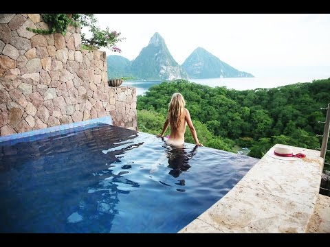 Saint Lucia, Not Just for Lovers: An Eco Chic Escape Beyond Honeymoon