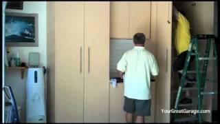 """Garage Cabinets Tampa"", ""Epoxy Garage Floors"