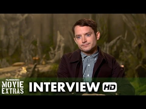 The Last Witch Hunter (2015) Behind the Scenes Movie Interview - Elijah Wood is 'Dolan the 37th'