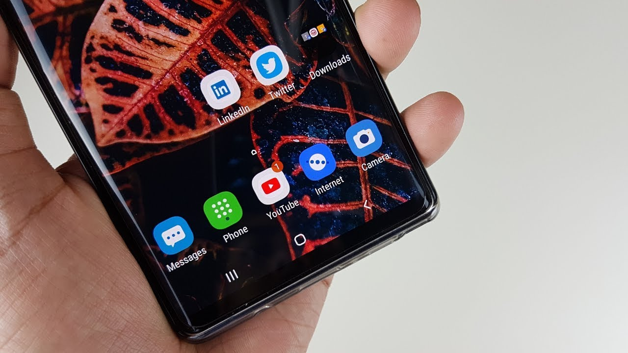 Download Samsung One UI Android Pie for Galaxy S7, S8, S9, Note 8 & 9 |  THEME